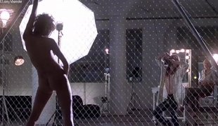 Angelina Jolie unfurnished and copulation scenes from a hot movie