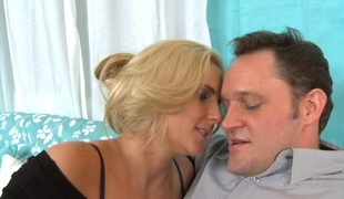 Phoenix Marie & Alec Knight in I Try a Join in matrimony