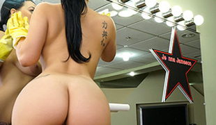 Kimmy Kush in Untouched Latina Mademoiselle Enjoys First Show one's age - BangBros